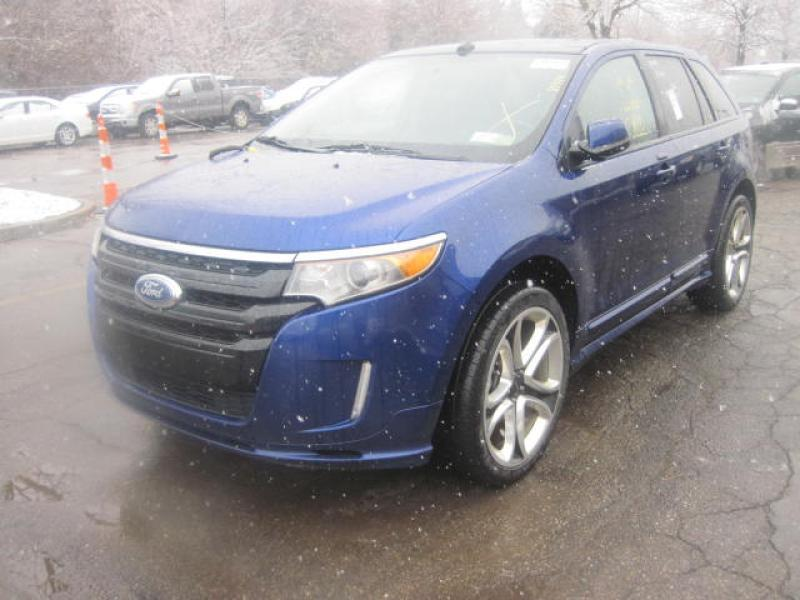 Ford Edge  Sport Full Option